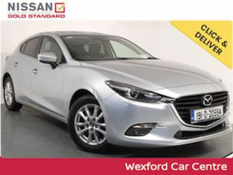 mazda-3-1-5d-105ps-executive-se-nationwide-deli-for-sale-in-wexford-for-eur18495-on-donede