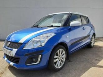 suzuki swift ( 142 ) sz-l 1.2 finance this car fo for sale in wexford for €7500 on donedea