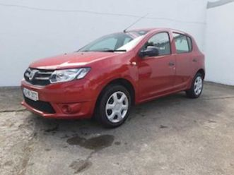 dacia sandero (152 ) ambiance tce 90 finance this for sale in wexford for €7950 on donedea