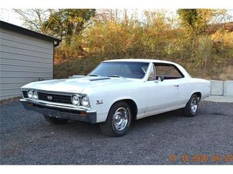 for sale: 1967 chevrolet chevelle in cadillac, michigan