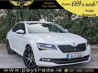 2016-white-skoda-superb-2-0-tdi-150-bhp-style-for-sale-in-tipperary-for-eur14999-on-donedeal