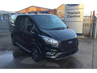 ford custom active 185ps 8 seat 5dr