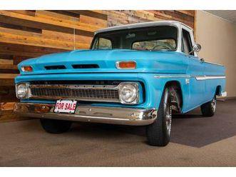1966 chevrolet c10 custom