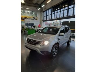 renault duster 1.6 iconic cvt