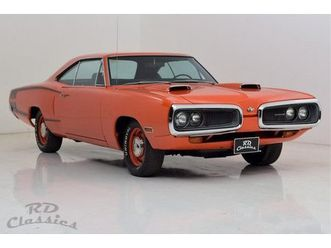 1970 dodge coronet coupé