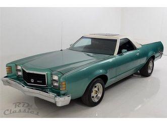 1978 ford ranchero pick-up