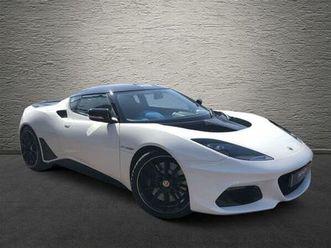 2019 lotus evora 3.5 gt430 sport - £75,000