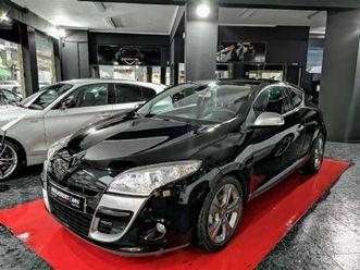 renault megane coupe bose edition a gasóleo na auto compra e venda