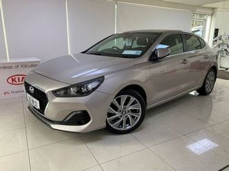 hyundai i30 1.0l fastback 5dr for sale in kildare for €18,995 on donedeal