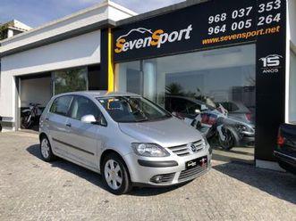 volkswagen golf plus 2.0 tdi confortline a gasóleo na auto compra e venda