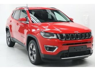 jeep compass 1.4 multiair 140 limited 5dr [2wd] suv 2020