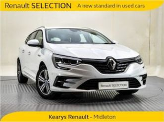 renault megane iv st iconic phev 160 a for sale in cork for €29990 on donedeal