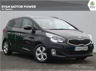 kia carens ex pe 5dr for sale in tipperary for €14175 on donedeal