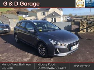 hyundai i30 i 30 tourer deluxe estate for sale in cork for €17,750 on donedeal