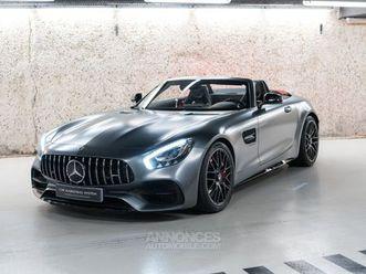 mercedes amg gt roadster 4.0 v8 c speedshift 7