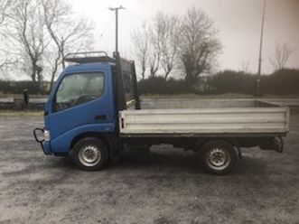 toyota dyna for sale in roscommon for €7500 on donedeal