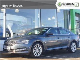 skoda superb style 2.0 tdi 150 hp low mileage tri for sale in wicklow for €32950 on donede