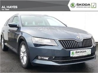 skoda-superb-ambition-combi-2-0tdi-150bhp-for-sale-in-clare-for-eur24500-on-donedeal