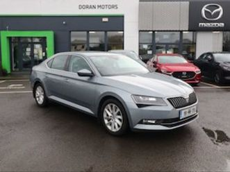 skoda-superb-style-1-6tdi-120bhp-4dr-for-sale-in-monaghan-for-eur25900-on-donedeal