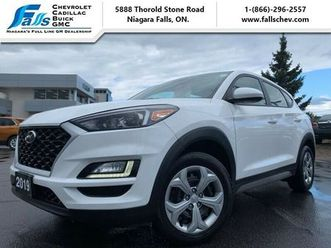 2019 hyundai tucson awd,heated seats,rearcam,one owner | cars & trucks | st. catharines |