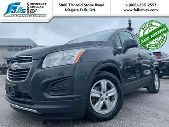 2016 chevrolet trax lt sunroof,alloys,r.start,rearcam | cars & trucks | st. catharines | k