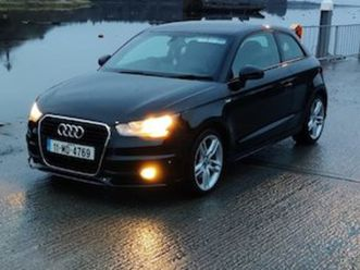 price-drop-2011-audi-a1-s-line-for-sale-in-mayo-for-eur8500-on-donedeal