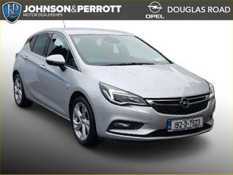 opel astra sri 1.0 petrol only 79 euro per week for sale in cork for €17,900 on donedeal