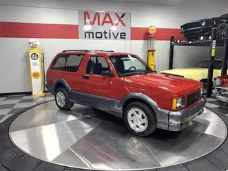 for sale: 1992 gmc typhoon in pittsburgh, pennsylvania