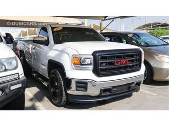 gmc sierra gmc sierra 2015 for sale: aed 45,000