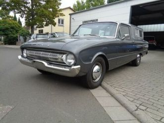 ford ranchero 3.3ltr. aut. pickup top zustand