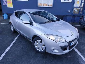 renault megane coupe 1.5 dci 2 door fresh nct for sale in dublin for €3,950 on donedeal