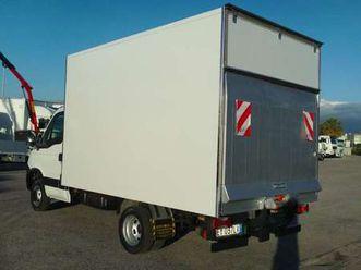 iveco daily 35 c 13 2.3 m-jet 130cv e5 furgone+sponda battuta