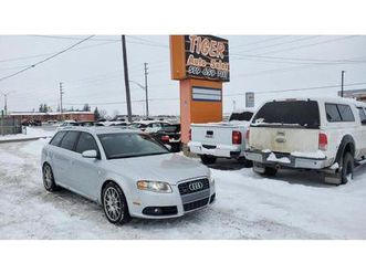 used-2006-audi-s4-avant-wagon-4-2l-v8-auto-only-183kms-cert