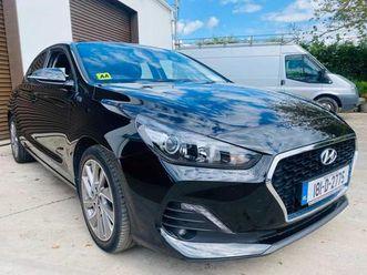 2018 hyundai i30 1.0l petrol from billy walker car sales ltd - carsireland.ie