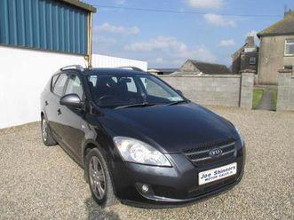 2009 kia ceed 1.6l diesel from joe shinnors motors - carsireland.ie