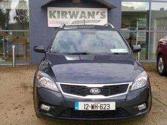 2012 kia ceed 1.6l diesel from kirwan's garage - carsireland.ie