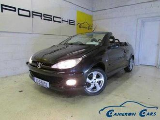 2003 peugeot 206 1.6l petrol from cameron cars - carsireland.ie