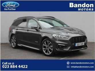 st-line 2.0 hybrid. save an incredible 7500!! this 202 automatic hybrid mondeo with privac