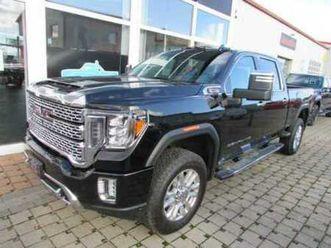 gmc sierra k2500 hd power truck 4x4 denali luxury u