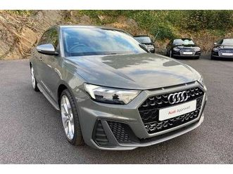 2020 audi a1 2.0 40 tfsi s line competition - £24,995