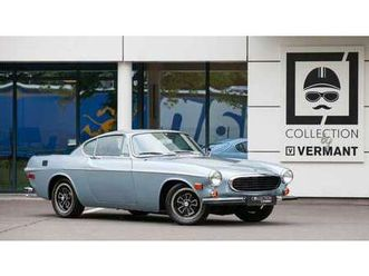 volvo p1800 e - overdrive - rebuild engine - new paint/chrome
