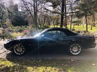 jaguar xkr convertible 4.0 aut.