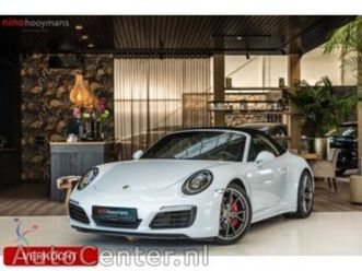 cabrio 3.0 carrera 4s | sportdesign | bose | sportchrono | spo...