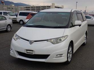 used 2008 toyota estima g edition aeras mpv 63,000 miles for sale | carsite