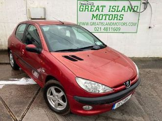 peugeot 206 parts only breaking for parts lx 5dr for sale in cork for €undefined on donede