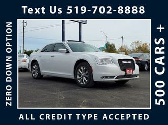 2016-chrysler-300-awd-nav-leather-roof-all-credit-accepted-cars-trucks-lon