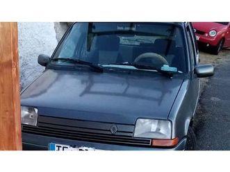renault r5 pequeño 60cv manual de 5 puertas pequeño de segunda mano en sta. c. de tenerife