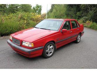 1996 volvo 850 t-5 turbo (1996)