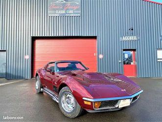 chevrolet corvette c3 1972 v8 350ci coupé - en ...