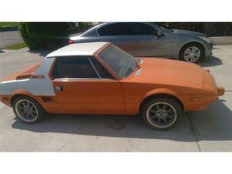 for-sale-1982-fiat-x1-9-in-cadillac-michigan